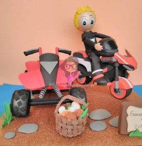 fofucha moto quad Madrid