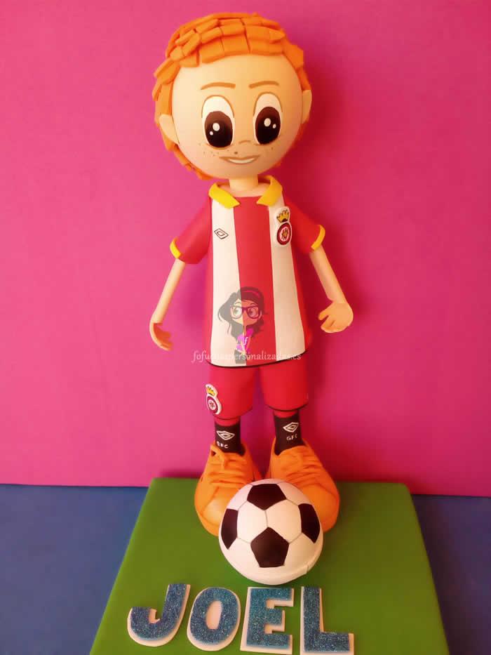 Fofucha Futbolista Girona