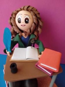 Fofucha Escritora