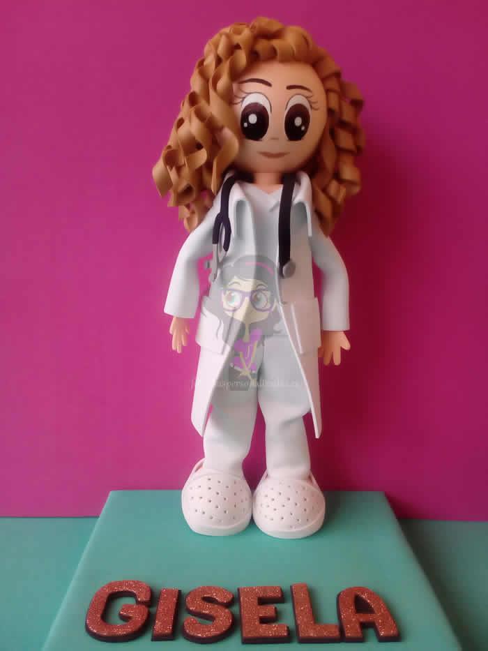 Fofucha Doctora Gisela